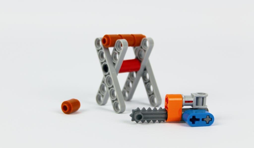 lego technic harvester forstmaschine 42080 im review. Black Bedroom Furniture Sets. Home Design Ideas