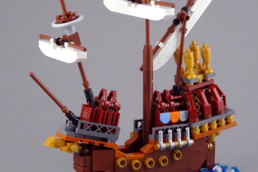 Lego Harry Potter Schiff Setzt Die Segel Jkr schrieb auf pottermore, dass die schule im nordosten europas lokalisiert wäre. lego harry potter schiff setzt die segel