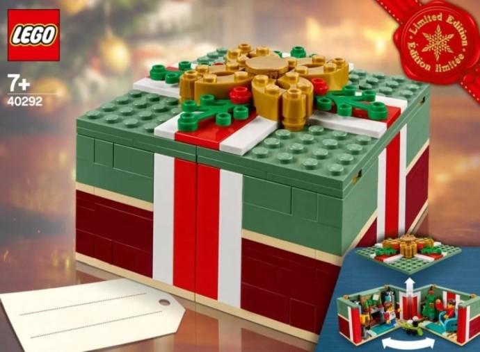 Lego Gratisbeigaben Vor Weihnachten Geschenkbox Und
