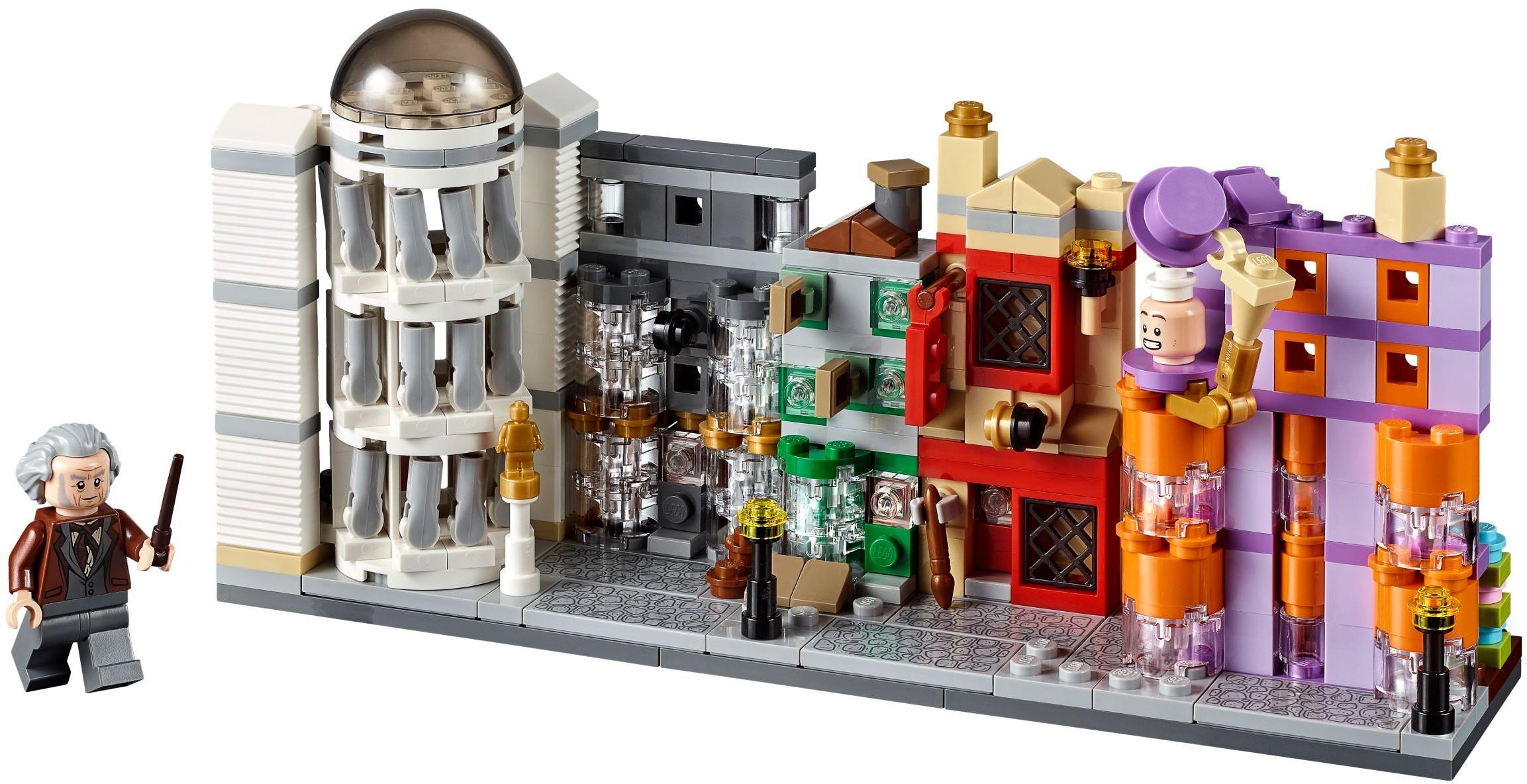 Lego Winkelgasse