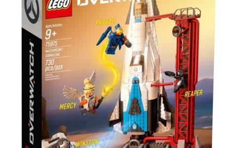 lego-overwatch-watchpoint Gibraltar-75975-box zusammengebaut.com
