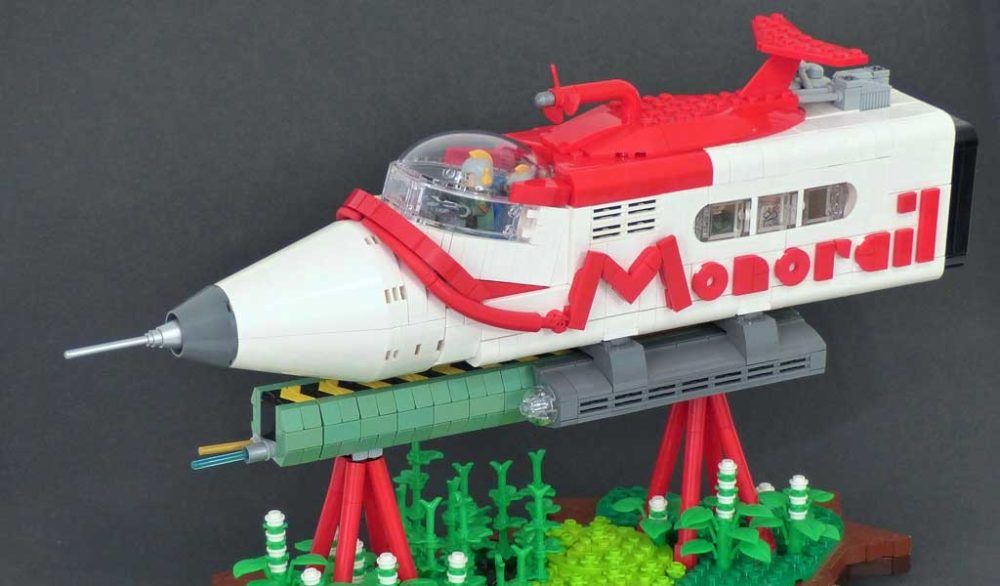 Monorail by Tammo S.