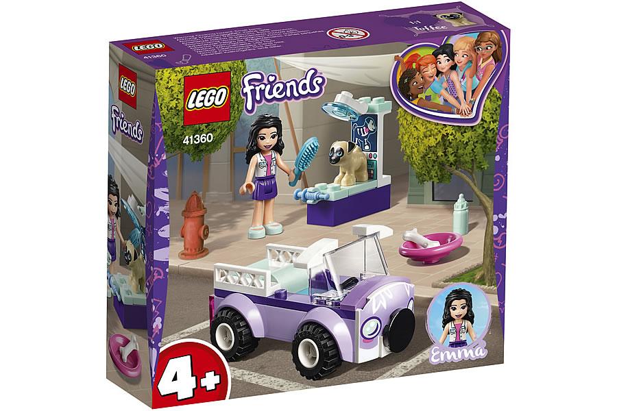 LEGO Friends 2019: Das sind die neuen Sets