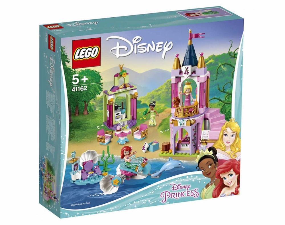 lego-disney-ariel-aurora-tiana-royal-celebration-41162-2019-box zusammengebaut.com