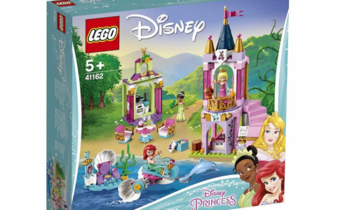 lego-disney-ariel-aurora-tiana-royal-celebration-41162-2019-box zusammengebaut.com