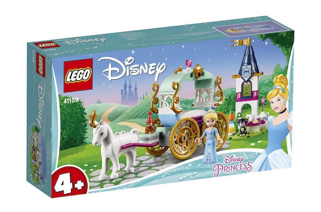 lego-disney-cinderella-carriage-41159-2019-box-4+ zusammengebaut.com