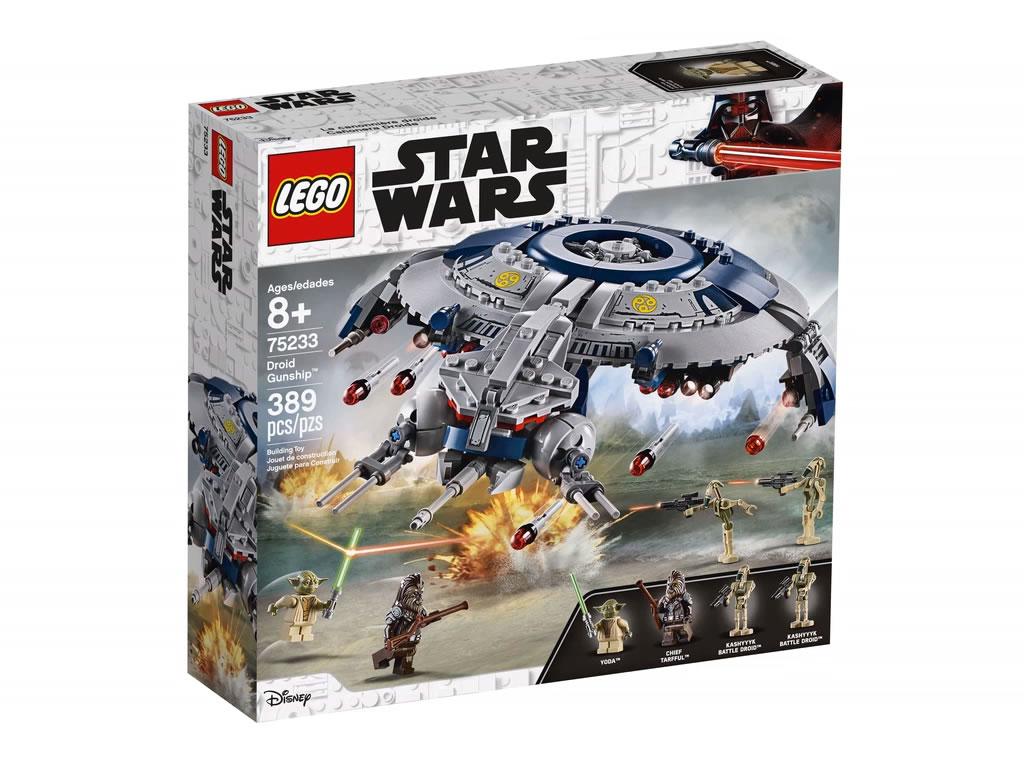 droiden transporter lego