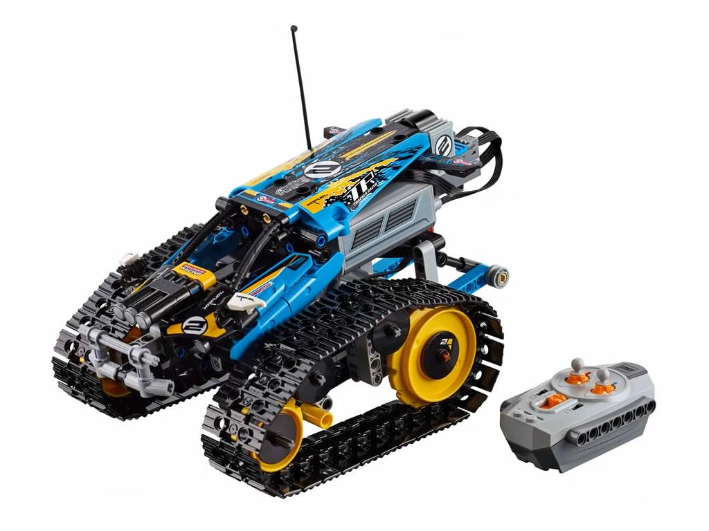 lego-technic-remote-controlled-stunt-racer-42095-2019 zusammengebaut.com