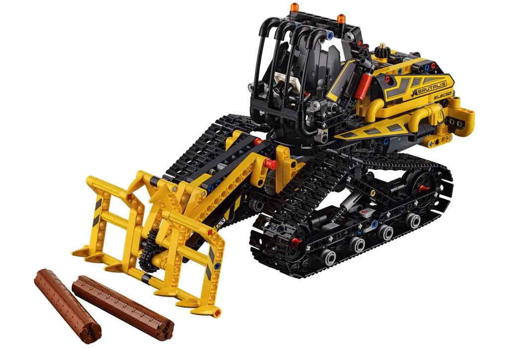 lego-technic-tracked-loader-42094-2019 zusammengebaut.com