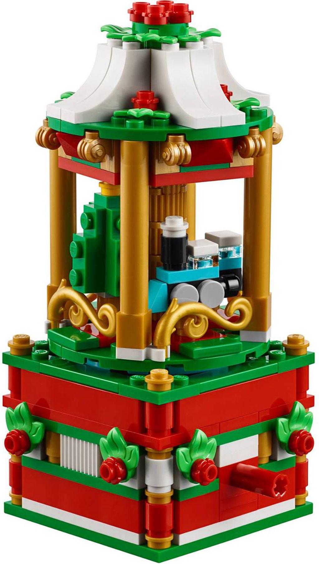lego-weihnachts-karussell-40293-2018 zusammengebaut.com