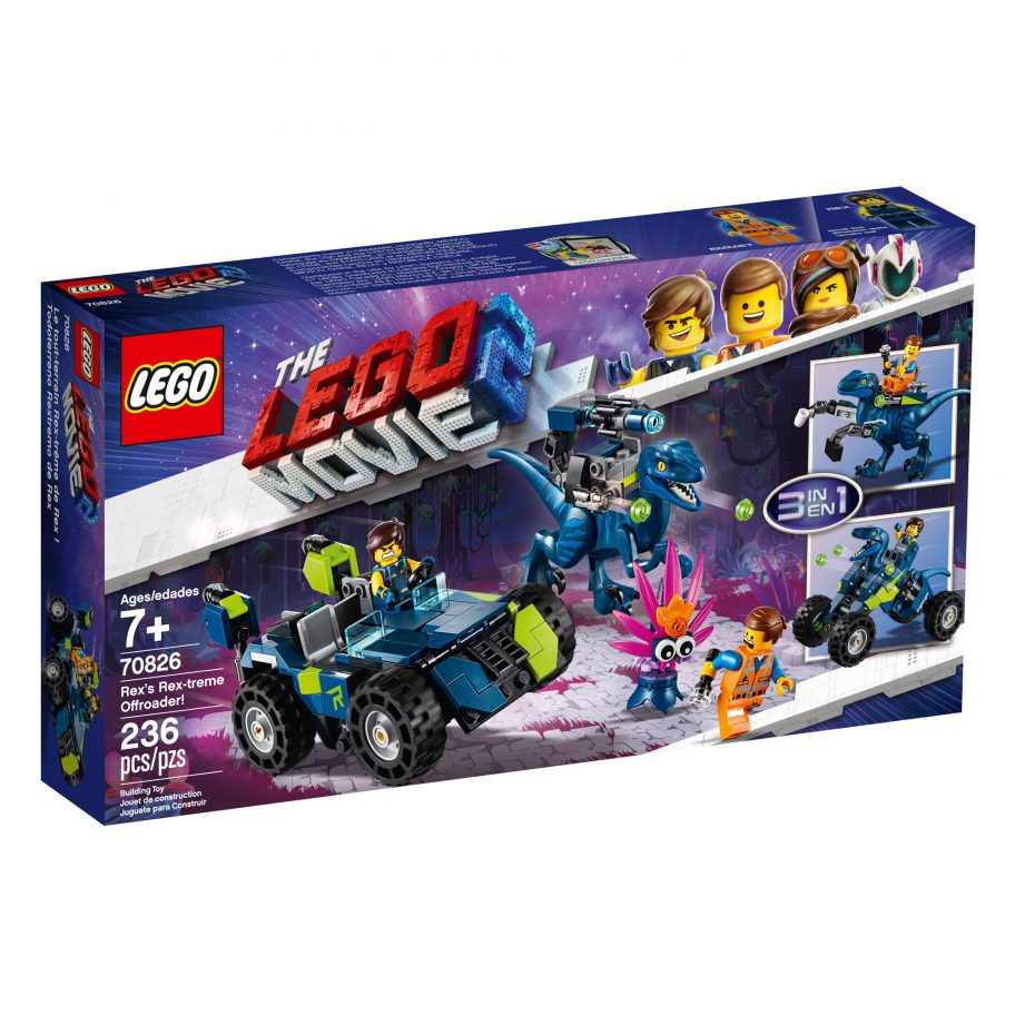 the-lego-movie-2-rexs-extreme-offroader-70826-box-2019 zusammengebaut.com