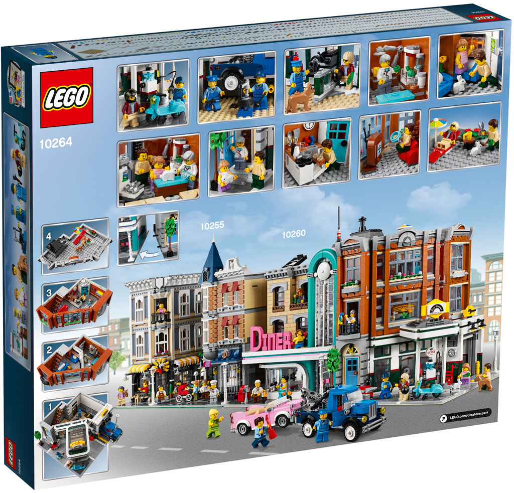 lego-creator-expert-corner-garage-10264-2019-box-rueckseite zusammengebaut.com