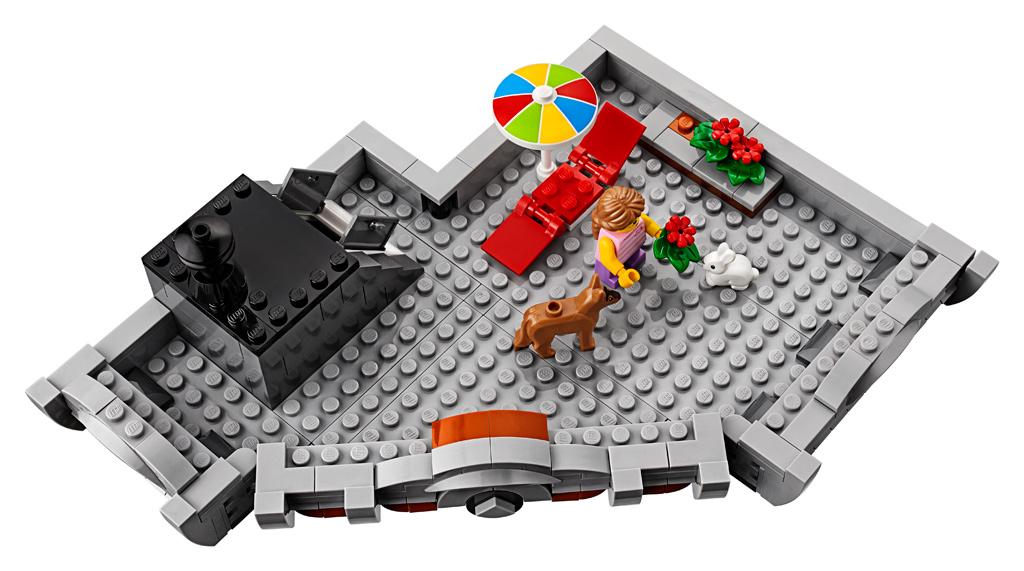 lego-creator-expert-corner-garage-10264-2019-dachgeschoss zusammengebaut.com