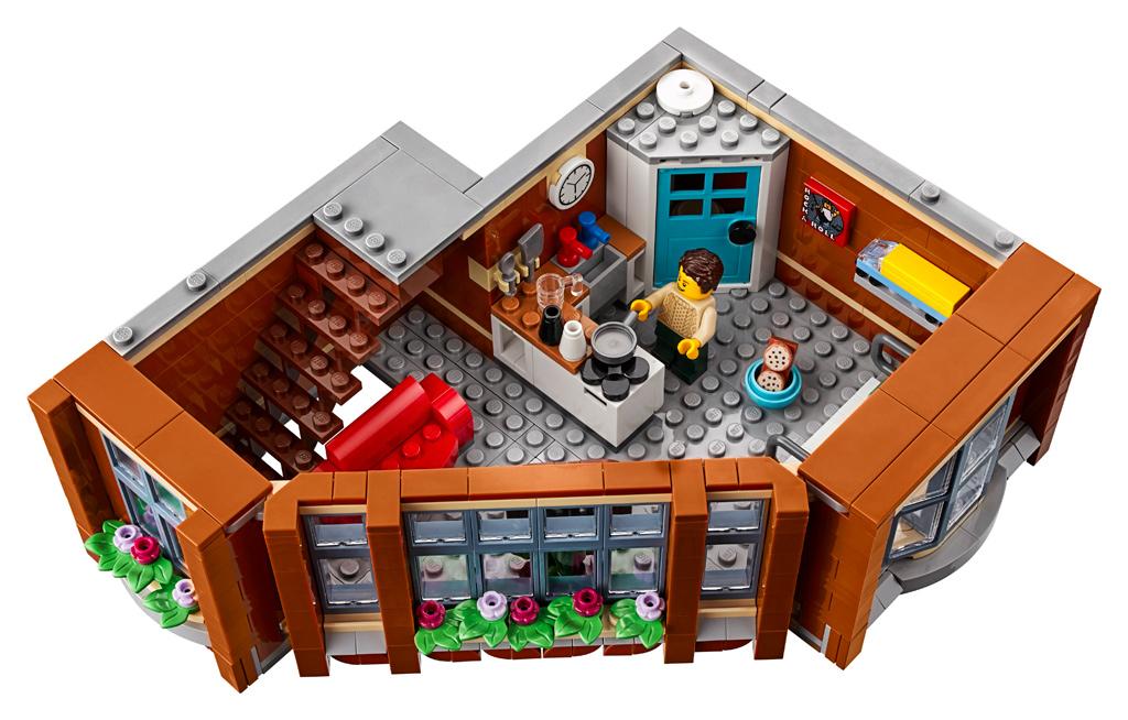 lego-creator-expert-corner-garage-10264-2019-zweites-stock-apartment zusammengebaut.com