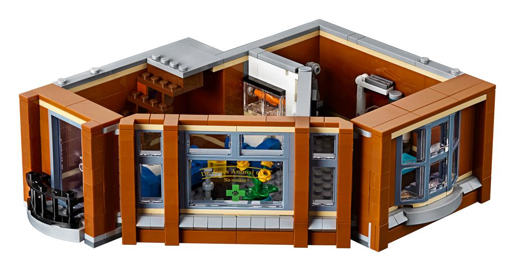 lego-creator-expert-eckgarage-10264-corner-garage-2019-modular-building-tierarzt-front zusammengebaut.com