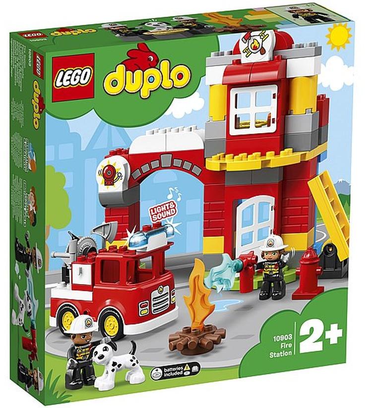 lego-duplo-fire-station-feuerwehr-10903-2019-box zusammengebaut.com
