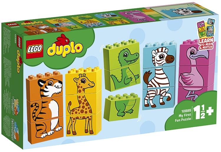 lego-duplo-my-first-fun Puzzle 10885 zusammengebaut.com