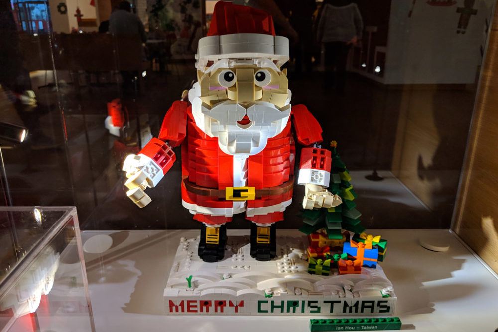 Ho Ho Ho Frohe Weihnachten.Lego House Frohe Weihnachten Mit Fantastischen Modellen