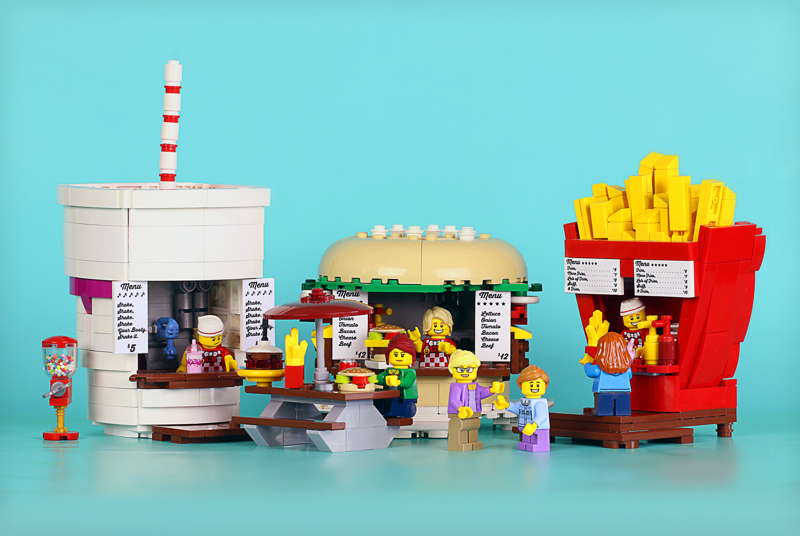 lego-ideas-food-stand-diners-frostbricks zusammengebaut.com
