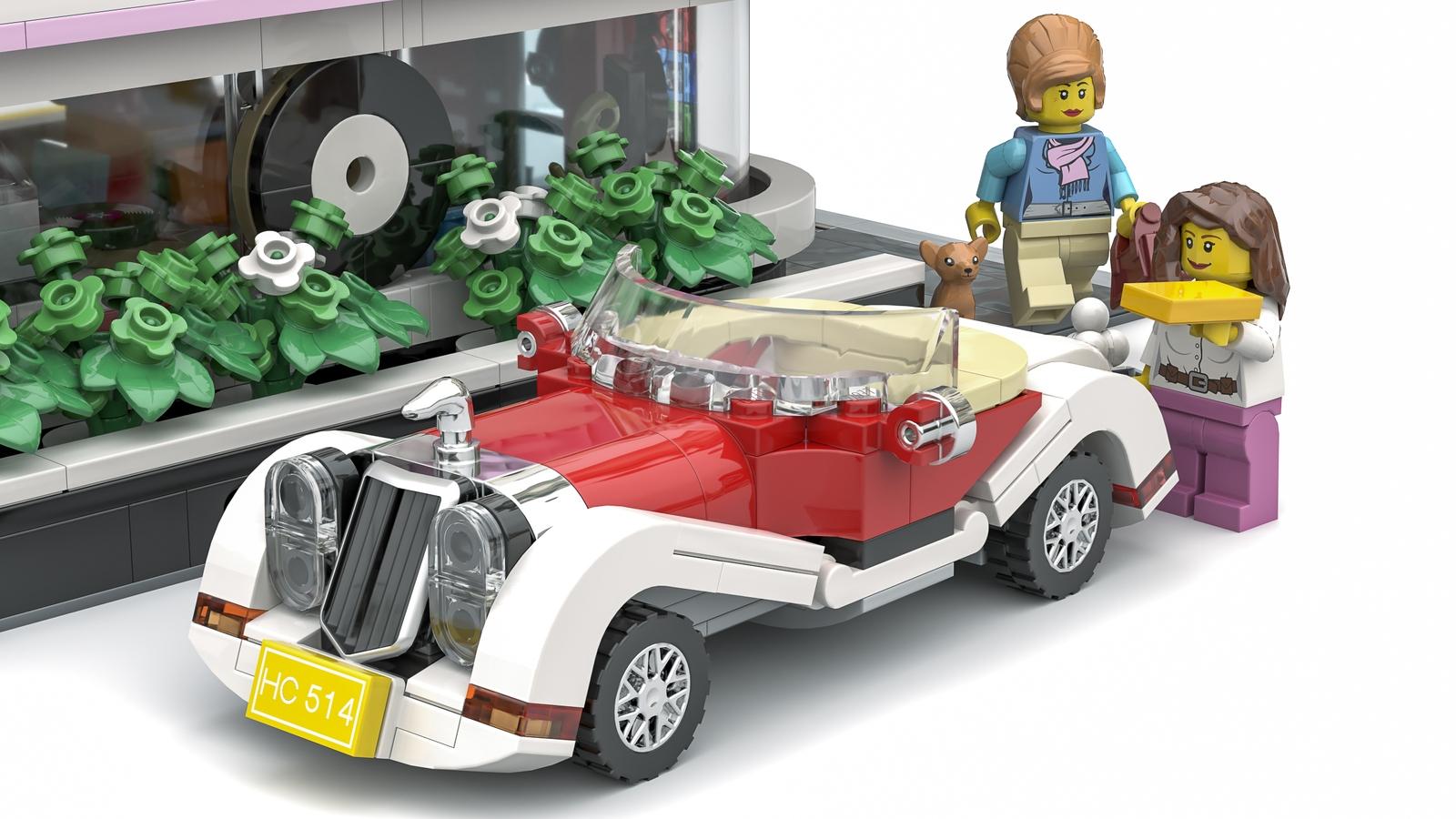 lego-ideas-the-car-wash-fahrzeug-bricky-brick zusammengebaut.com