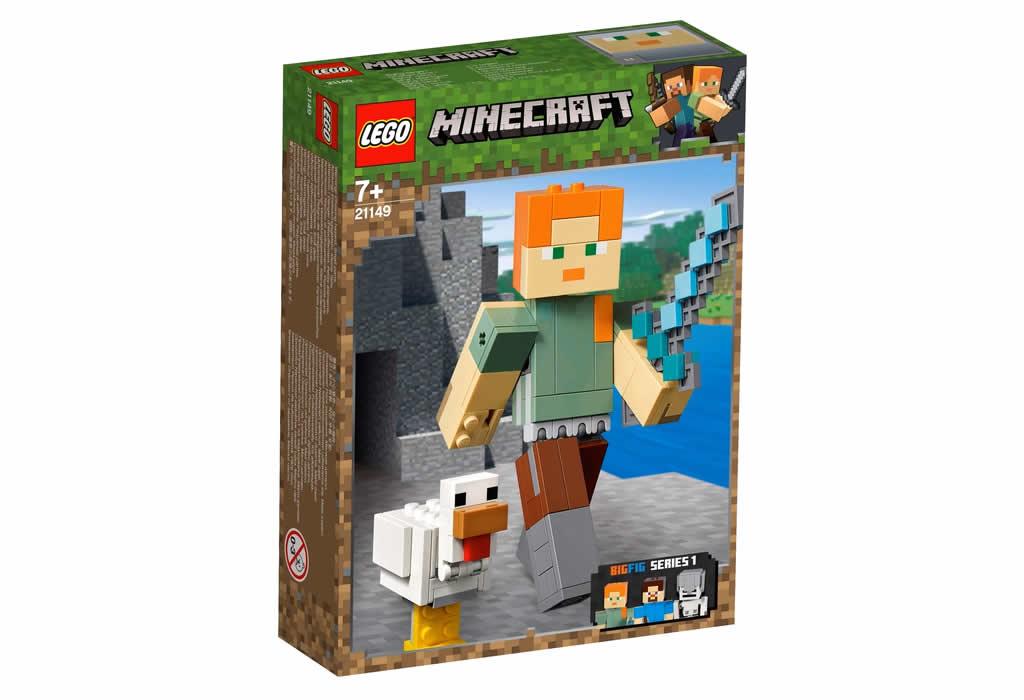 lego-minecraft-bigfig-alex-chicken-21149-2019-box zusammengebaut.com