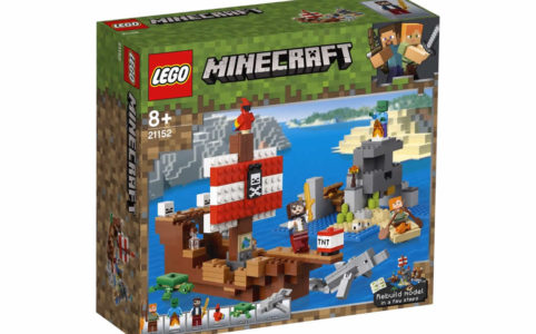 lego-minecraft-pirate-ship-adventure-21152-2019-box zusammengebaut.com