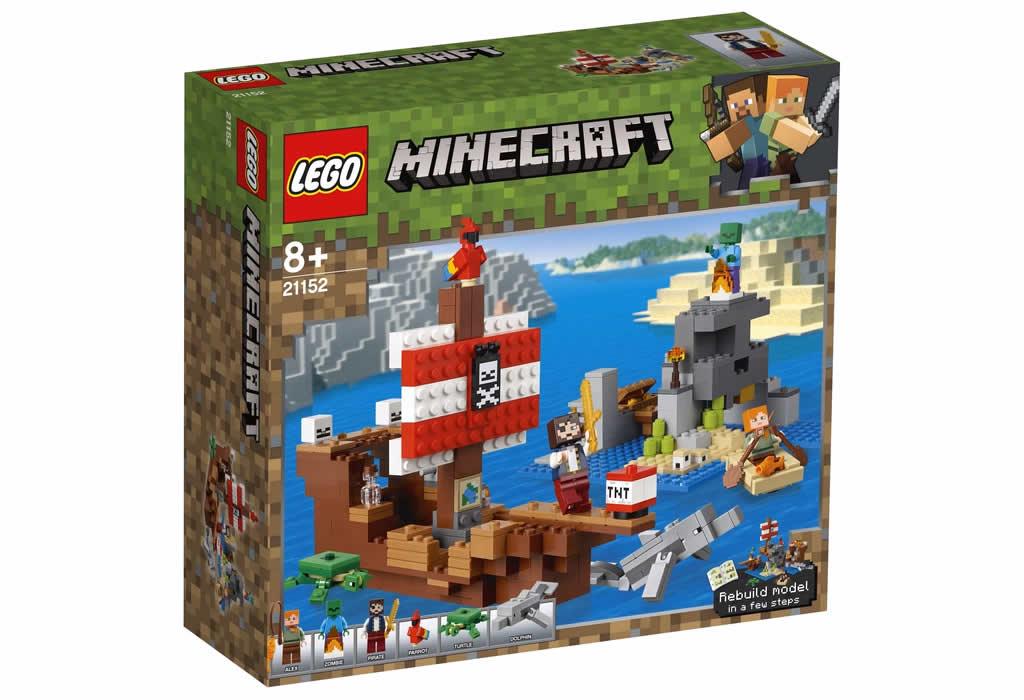 lego-minecraft-pirate-ship-adventure-21152-2019-box zusammengebaut.com