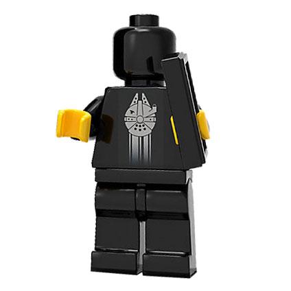 lego-praesentationsständer-fuer-die-schwarze-vip-karte-black-card-minifigur zusammengebaut.com