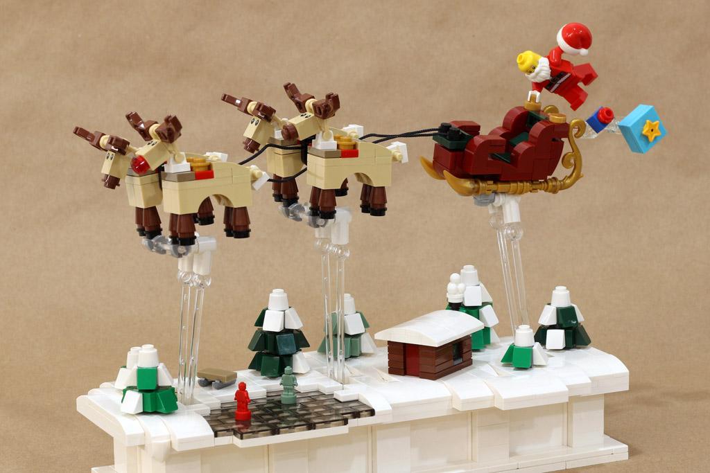lego-pursuit-of-christmas-jkbrickworks zusammengebaut.com