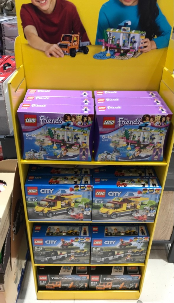 Lego News Von Unseren Lesern 76 Krippe Schloss Fernsehen Lidl