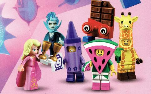 the-lego-movie-2-collectible-minifigures-book-2019 zusammengebaut.com