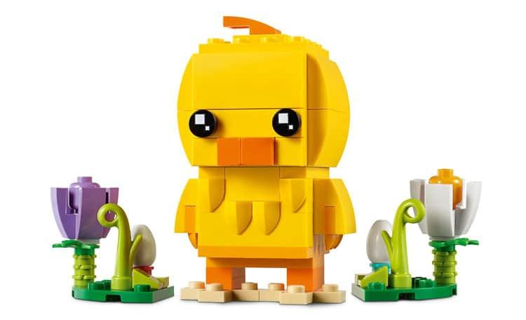 lego-brickheadz-seasonal-kueken-40350-ostern-front zusammengebaut.com