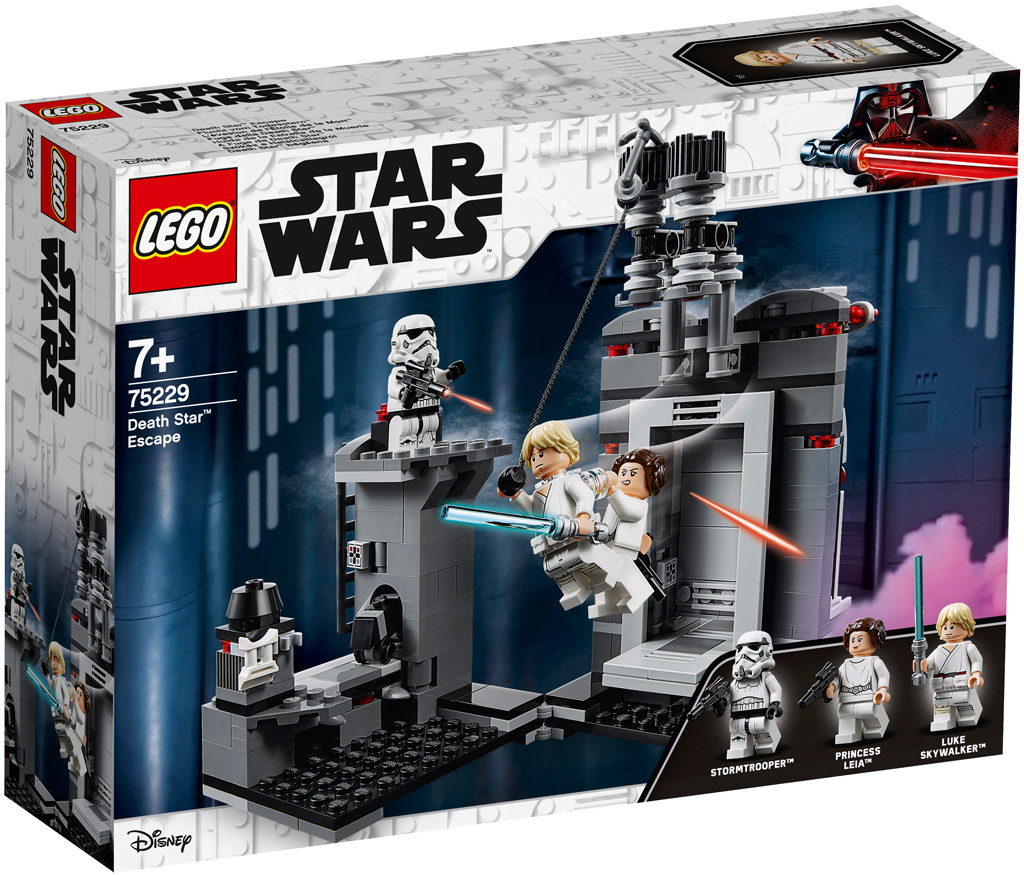 lego-star-wars-flucht-vom-todesstern-75229-2019 zusammengebaut.com
