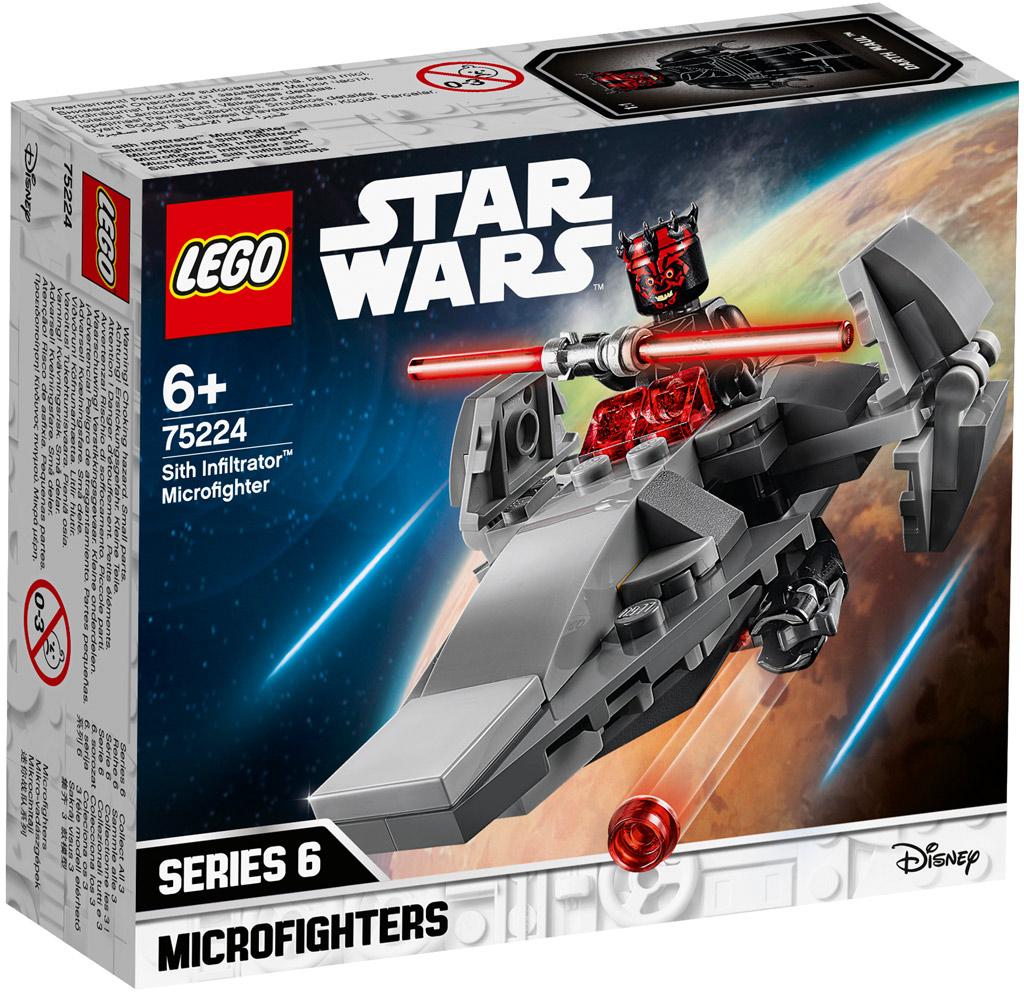 lego-star-wars-sith-infiltrator-microfighter-75224-2019 zusammengebaut.com