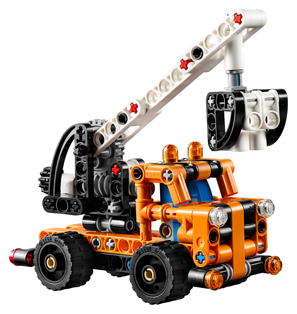lego-technic-hubarbeitsbuehne-42088-2019 zusammengebaut.com