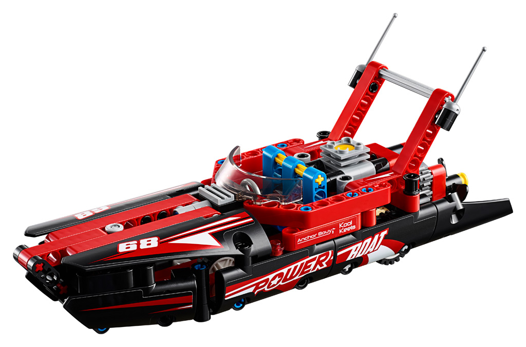 lego-technic-rennboot-42089-2019 zusammengebaut.com