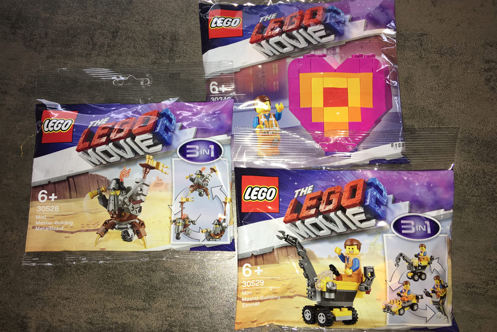 Lego News Figuren Am Flughafen Neue Polybags Und Bautechniken
