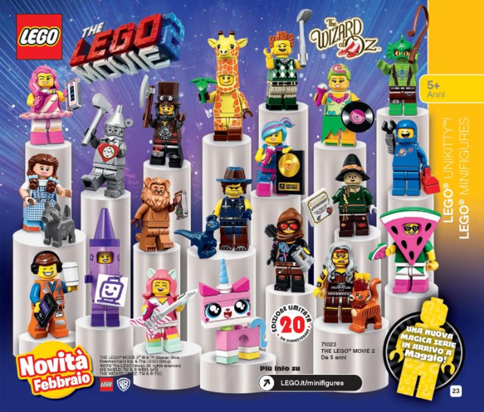 the-lego-movie-2-minifiguren-sammelserie-71023-katalog-bild-hochaufloesend zusammengebaut.com
