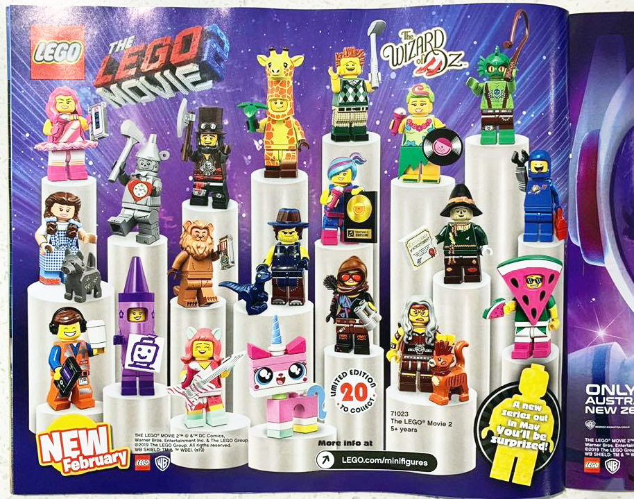 the-lego-movie-2-minifiguren-sammelserie-71023-katalog-bild zusammengebaut.com