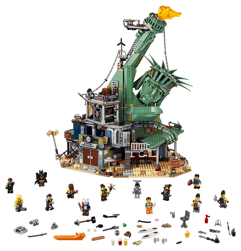 the-lego-movie-2-welcome-to-apocalypseburg-70840-inhalt-2019 zusammengebaut.com