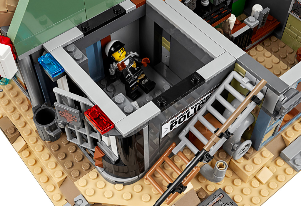 the-lego-movie-2-welcome-to-apocalypseburg-70840-polizei-2019 zusammengebaut.com