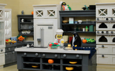 LEGO Kitchen by timofey_tkachev