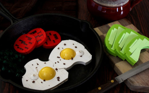 English LEGO-Breakfast by Little John