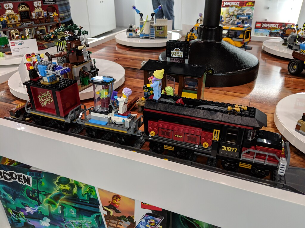 lego hidden toy fair 2019  alle sets im detail