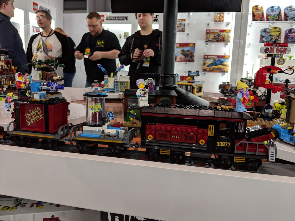 LEGO Hidden Toy Fair 2019: All the decors in detail