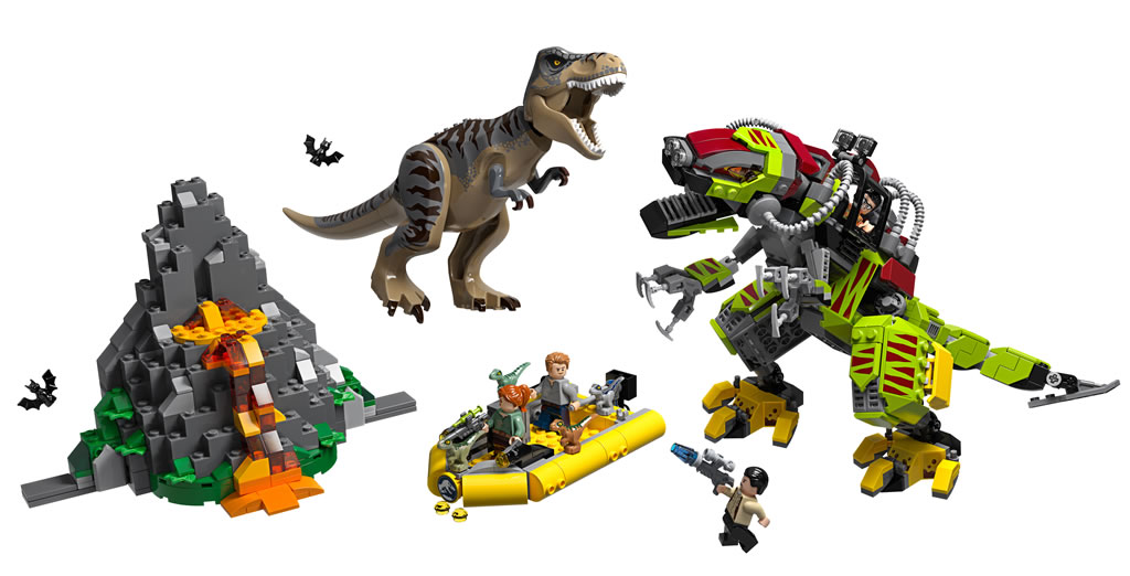 lego-Jurassic-World-t-Rex-vs-dino-mech-battle-75938 zusammengebaut.com