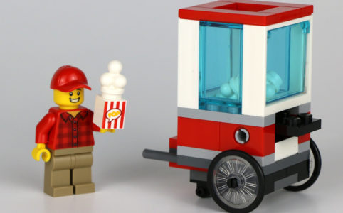 LEGO City 30364 Popcorn-Wagen