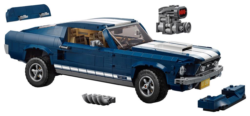 lego-creator-expert-ford-mustang-10265-2019-bestandteile zusammengebaut.com