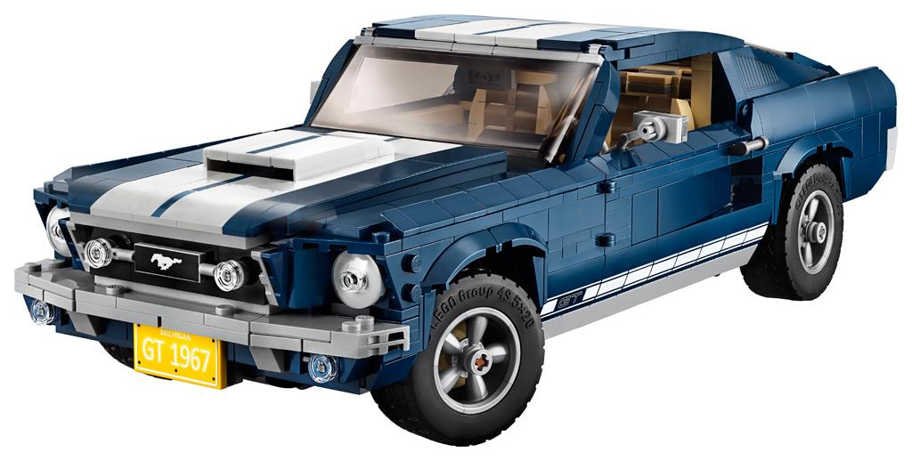 lego-creator-expert-ford-mustang-10265-2019-front zusammengebaut.com