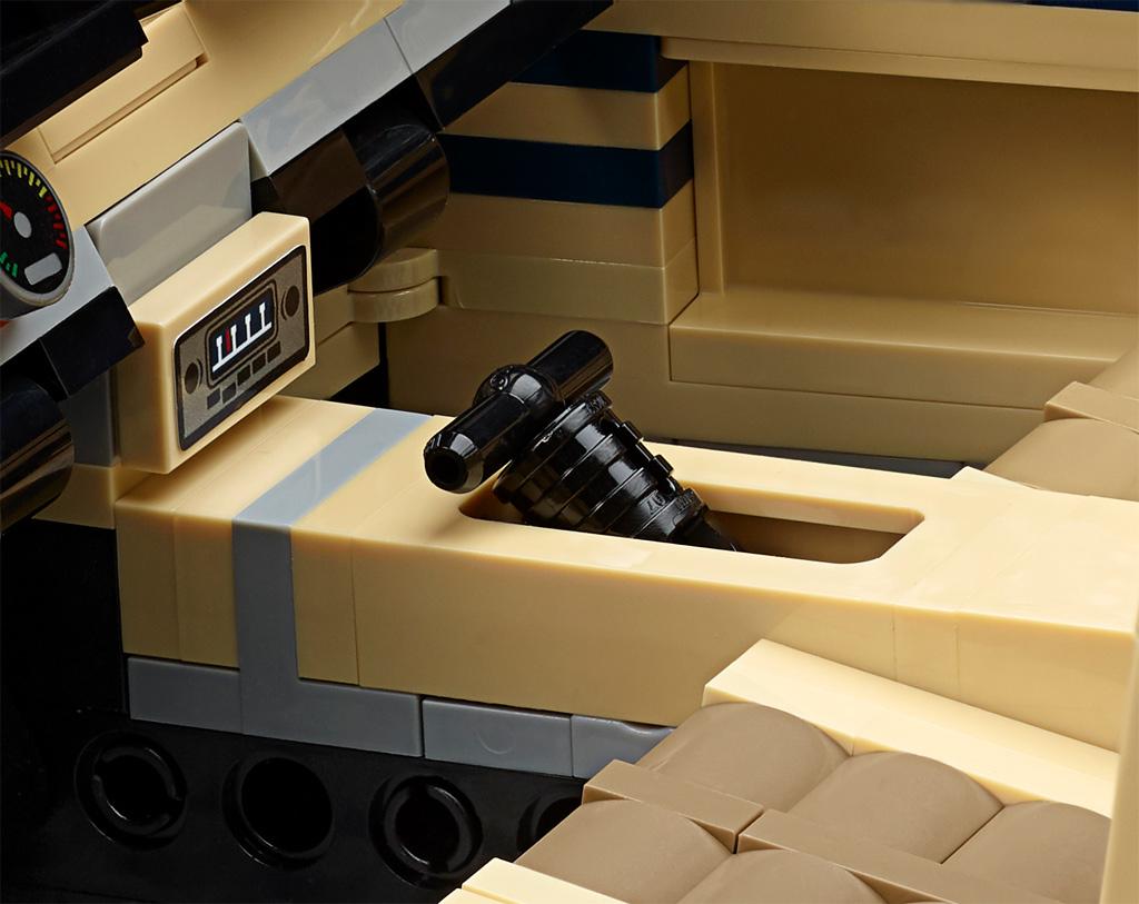 lego-creator-expert-ford-mustang-10265-2019-schaltung zusammengebaut.com